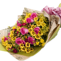 꽃다발 b451